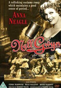 Nell Gwyn NEW & SEALED DVD,  Anna Neagle, Cedric Hardwicke, Jeanne De Casalis