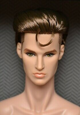 "FRESH WEAR Declan Wake 12"" NUDE DOLL ONLY NEW Monarchs Homme Fashion Royalty"