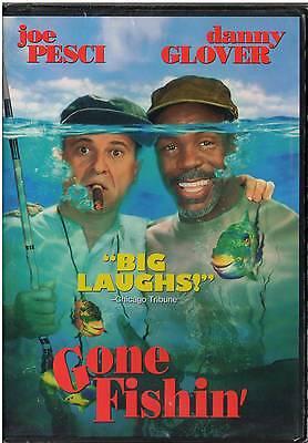 Gone Fishin  Dvd  2003  Joe Pesci  Danny Glover  Rated Pg