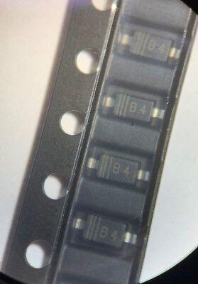 Ss0540 Mbr0540t1g Mbr0540 Sod123 B4 0.5a 40v Surface Mount Schottky Diode 2pcs