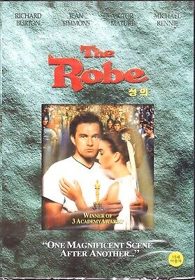 The Robe DVD (1953) Richard Burton / Jean Simmons