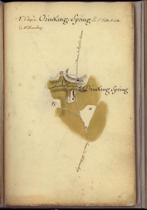 1782 AMERICAN REVOLUTION BATTLEFIELDS  old maps atlas history DVD B15