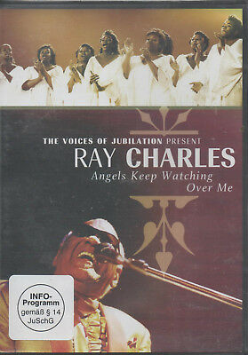 Ray Charles Angels Keep Watching Over Me DVD NEU Nothing Gonna Stop Me Spirit