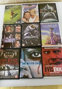 Various DVDs Yokine Stirling Area Preview