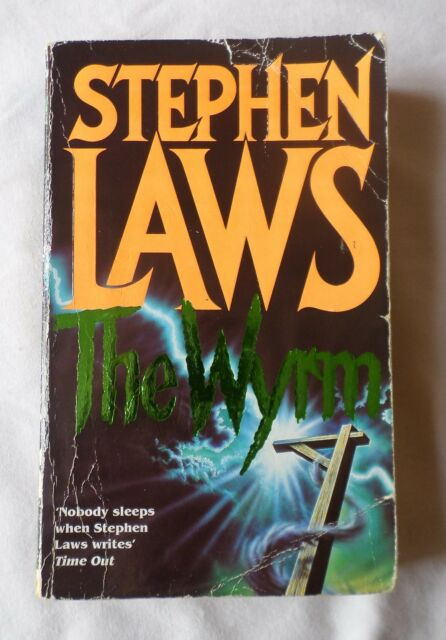 Stephen Laws:  THE WYRM  [1994 Paperback]