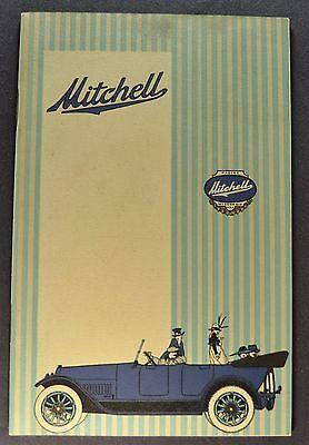 1917 Mitchell Catalog Sales Brochure Excellent Original 17
