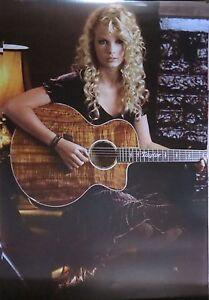Taylor Swift-Guitar  POSTER-90cm x 60cm-Brand New