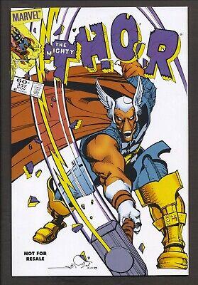 Thor #337 (2006) Toy Biz Marvel Legends Reprint ~ 1st Beta Ray Bill app. ~ VF