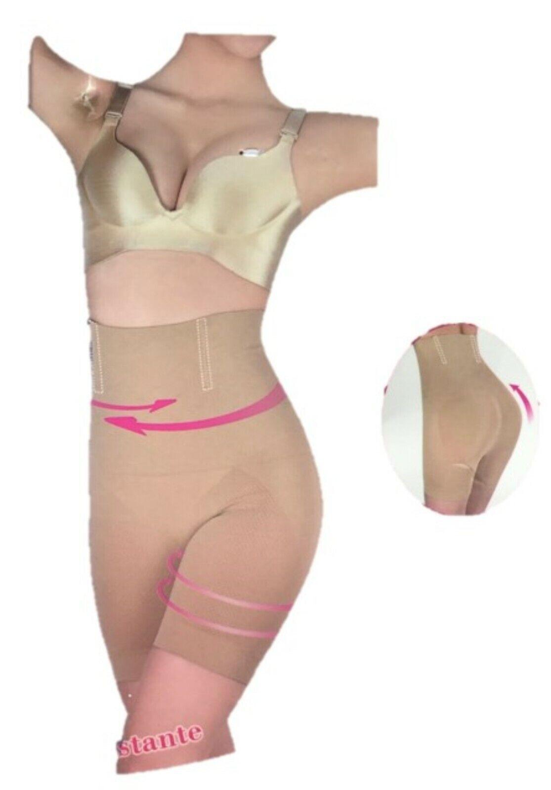 Shapewear die nicht rollt /  Bauchweghose / Miederhose / bester Bodyformer