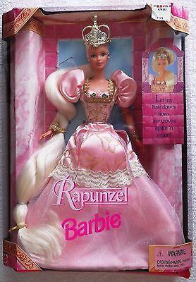 Rapunzel Barbie 1997 Mattel #17646 NRFB