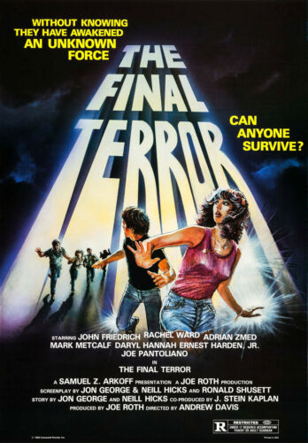FINAL TERROR -35MM MOVIE -ENGLISH-