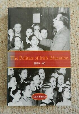 Politics of Irish Education 1920 1965 Farren School Religious Social Studies  for sale  Shipping to Nigeria
