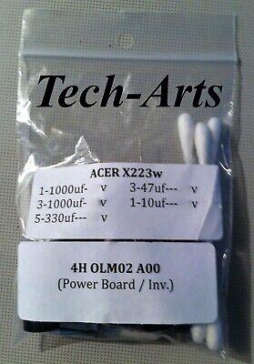 ACER-X223w - REPAIR KITS - Power Board / Inv. NEW