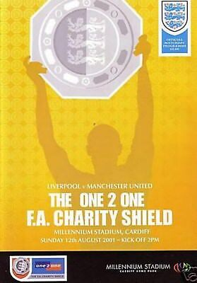 * 2001 - 2006 ALL COMMUNITY SHIELDS PLAYED IN CARDIFF *