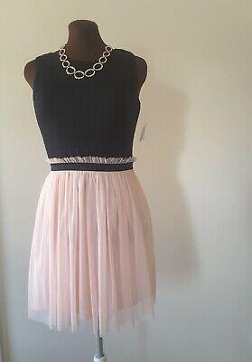 AUS Designer, NWT Romance Was Born Purity Flowy Dress Size Medium