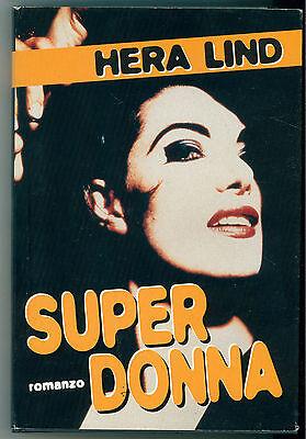 LIND HERA SUPERDONNA CDE 1998 ROMANZI ROSA