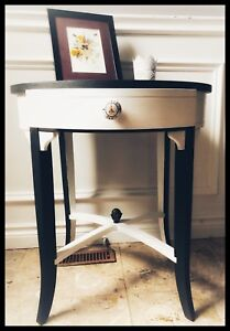 Small hall table