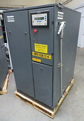 C172227 Atlas Copco Sf15 Oil-free Scroll Workplace Air Compressor 116psi 54cfm