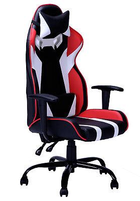 BestOffice High Back Recliner Office Chair Computer Racing G