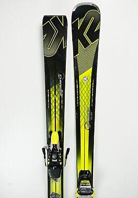 Gebraucht, Ski K2 Charger Speed Rocker Carver Full Rox 175cm + M3 11.0  Modell 2017 (FH291) gebraucht kaufen  Versand nach Germany