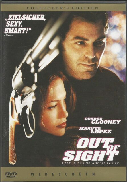 DVD - Out of Sight - George Clooney, Jennifer Lopez / #2028