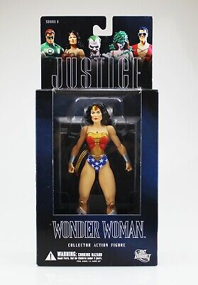 *MINT IN BOX Wonder Woman Action Figure - Series 3 - Design...