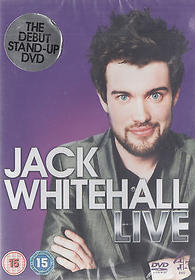 JACK WHITEHALL LIVE - THE DEBUT STAND-UP - DVD - (NEW & SEALED), used for sale  Shipping to Ireland