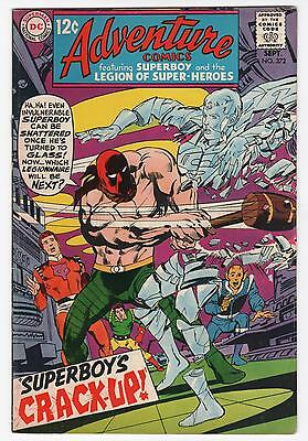 SEP 1968 #372 ADVENTURE DC COMIC BOOK - VG