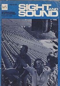 SUMMER-1974-SIGHT-AND-SOUND-movie-magazine-GENE-HACKMAN-THE-DARK-TOWER