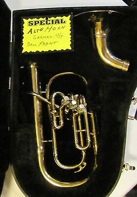 Alto Horns Musical Instruments & Gear The Best ***holton Collegiate Eb/f Alto Horn Ser#301779 Good Player Great Sound!