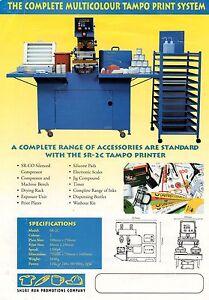 Pad printer (2 colour) Browns Plains Logan Area Preview