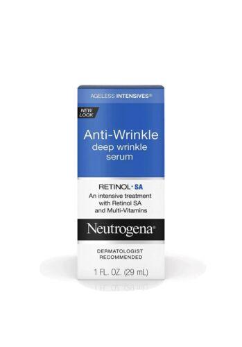 Neutrogena Ageless Intensives Anti-Wrinkle Deep Wrinkle Seru