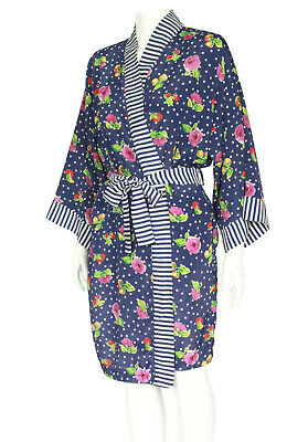 RIA'S SECRET Robe New-Wave Dynasty Costume Halloween Pin-up (Victoria Secret Robe, Halloween)