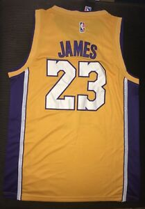 Lebron James - Los Angels Lakers Jersey