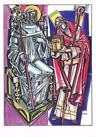 Storia Postale - Vaticano 1987 - Cartolina Postale L 500 - Abate Desiderio -  - ebay.it