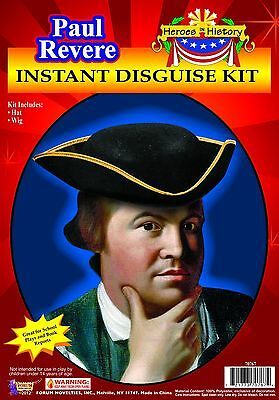 Heroes in History Costume Kit: Paul Revere
