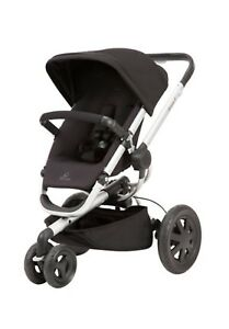Quinny buzz xtra stroller in black