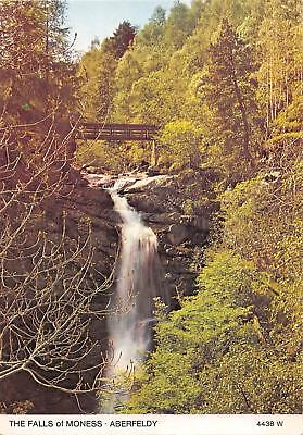 uk33975 falls of moness aberfeldy scotland uk