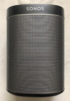 Sonos PLAY:1 Wireless Speaker (Black) - Excellent Condition (Pair Available)