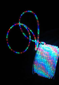 1.5-48M BLUE White LED Ribbon Strips Rope Lights Yellow Orange Red Green inc VAT
