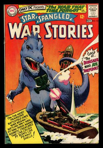 Star Spangled War Stories #123 (DC, 1965)