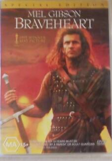 BRAVEHEART DVD SET