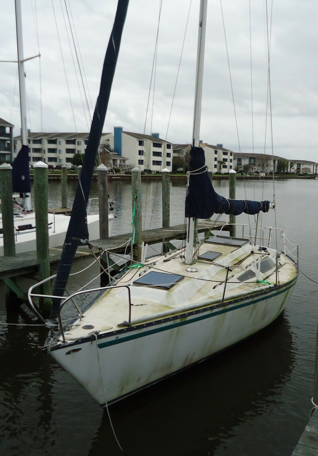1979 Seidelmann 299 30' Sailboat - Louisiana