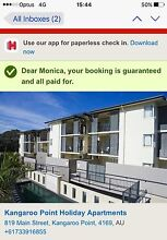 2 bedroom apartment one night for cheap!!! Brisbane City Brisbane North West Preview