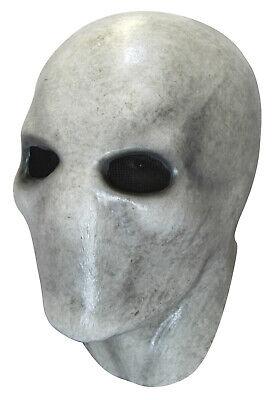 Slenderman Pale Adult Latex Mask Halloween Horror Creepypasta](Slenderman Halloween)