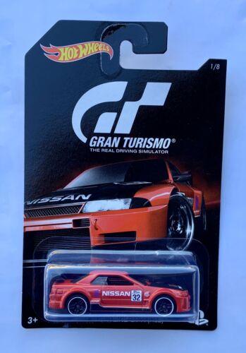 Hot Wheels Gran Turismo Nissan Skyline GT-R GTR R32 GT V Nismo Jdm Sony PS Oem