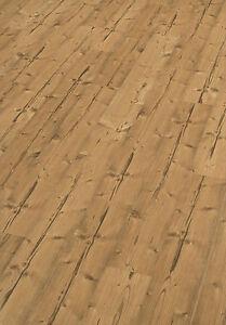 17 m² Klick Laminat Pinie Ajan Holzboden Holz Fußboden Restposten Neu Boden