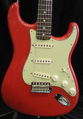 Fender Custom Shop 1960 '60 Stratocaster Strat Fiesta Red Closet Classic NEW on Rummage