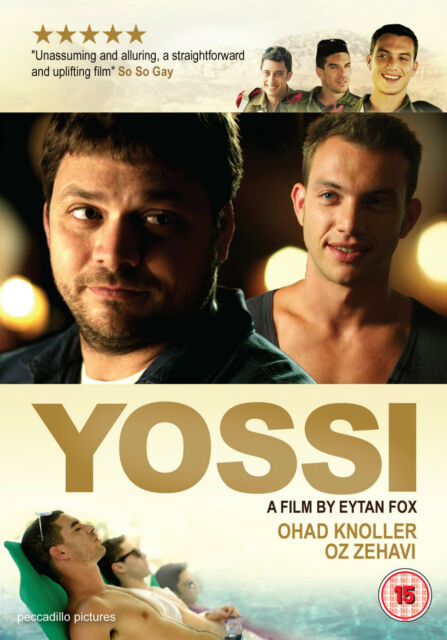 Yossi DVD (New)
