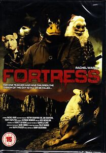 FORTRESS - RACHEL WARD AUSTRALIAN OUTBACK THRILLER DVD R2